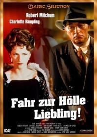 Fahr zur Hölle, Liebling! (DVD)