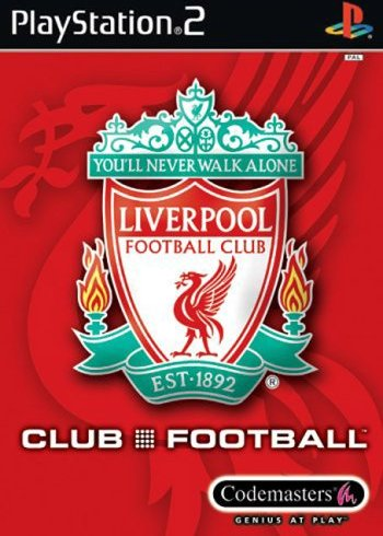 Club Football FC Liverpool (niemiecki) (PS2) -- via Amazon Partnerprogramm