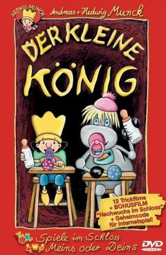 Der kleine König Vol. 3: Spiele im.../Meins oder Deins -- via Amazon Partnerprogramm