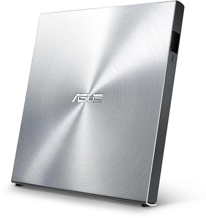ASUS UltraDrive SDRW-08U5S-U silber, USB 2.0 (90DD0112-M20000/90DD0112-M29000)
