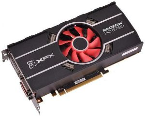 XFX Radeon HD 6790, 1GB GDDR5, 2x DVI, HDMI, DisplayPort (HD-679X-ZRFC)