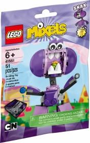 LEGO Mixels Munchos Serie 6 - Snax (41551)