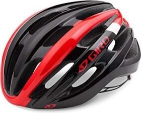 Giro Foray Helm bright red/black