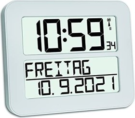 TFA Dostmann Time Line MAX white (60.4512.02)