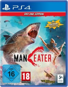 Maneater (PS4)