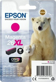 Epson Tinte 26XL magenta (C13T26334010)