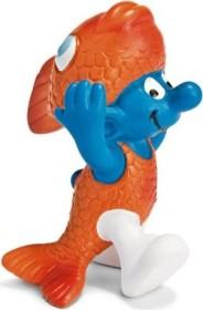 Schleich The Smurfs - Astrology Pisces Smurf (20719)