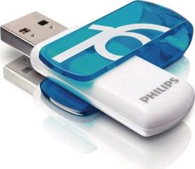 Philips Vivid blau 16GB, USB-A 3.0 (FM16FD00B/10)