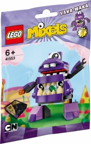 LEGO Mixels Munchos Serie 6 - Vaka-Waka (41553)