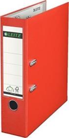 Leitz quality-folder 180° plastic, light red (10105020)