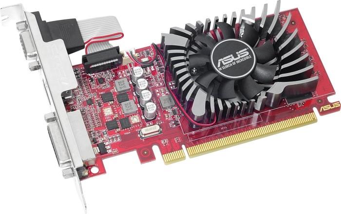 ASUS Radeon R7 240, R7240-2GD5-L, 2GB GDDR5, VGA, DVI, HDMI (90YV0BG1-M0NA00)