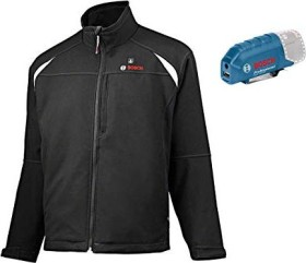 Bosch Professional GHJ 12+18V Basic Beheizbare Jacke 3XL solo (Unisex) (061880006C)