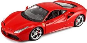 Bburago Ferrari 488 GTB rot (15626013)