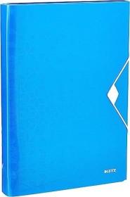 Leitz WOW Projektmappe A4, 250 Blatt, blau (45890036)