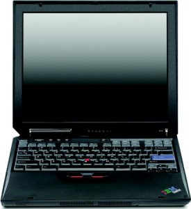 Lenovo ThinkPad R32, P4m 1.70GHz