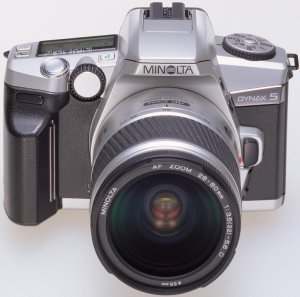 Konica Minolta Dynax 5 (SLR) (various Bundles)