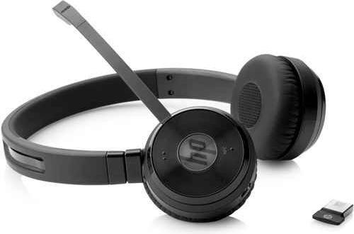 HP UC Wireless Duo Headset (W3K09AA)