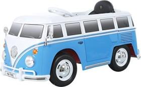 Jamara Ride-on VW Bus T1 blau-weiß 27MHz (460235)