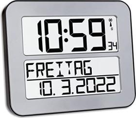 TFA Dostmann Time Line MAX silver (60.4512.54)