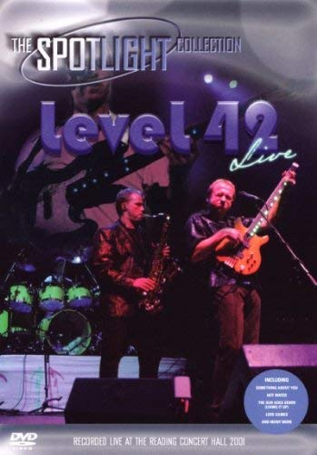 Level 42 - Live At The Reading Concert Hall 2001 -- via Amazon Partnerprogramm