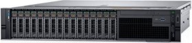 Dell PowerEdge R740, 1x Xeon Silver 4110, 16GB RAM, 300GB HDD, Windows Server 2016 Standard, inkl. 10 User Lizenzen (W84XT/634-BIPU/BBBW)