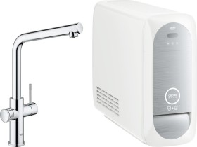 Grohe Blue Home Starter Kit L-Auslauf chrom (31454000)