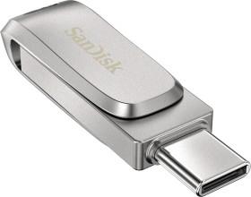 SanDisk Ultra Dual Drive Luxe 256GB, USB-C 3.0/USB-A 3.0 (SDDDC4-256G-G46/SDDDC4-256G-A46)