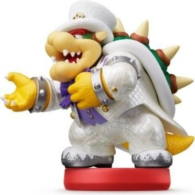 Nintendo amiibo Figur Super Mario Collection Odyssey Bowser (Switch/WiiU/3DS)