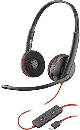 Plantronics Blackwire C3220 USB-C schwarz (209749-101) -- via Amazon Partnerprogramm