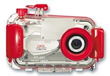 Olympus PT-021 underwater case (N1706892)