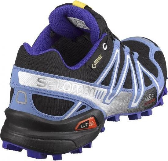 Salomon Speedcross 3 GTX blackpetunia bluespectrum blue