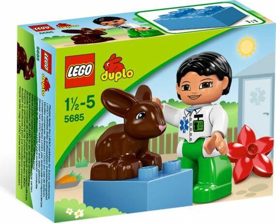 LEGO DUPLO Stadt - Tierärztin (5685) -- via Amazon Partnerprogramm
