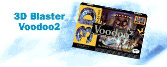 Creative 3D Blaster Voodoo-II 12MB