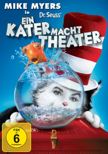 Ein Kater macht Theater -- via Amazon Partnerprogramm