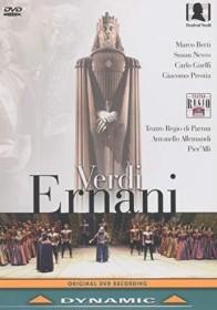 Giuseppe Verdi - Ernani (DVD)