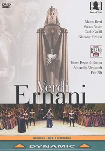 Giuseppe Verdi - Ernani -- via Amazon Partnerprogramm