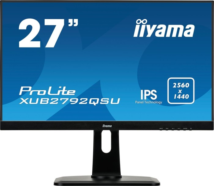 """iiyama ProLite XUB2792QSU-B1, 27"""""""