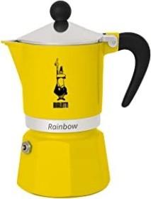 Bialetti Rainbow 1 cup espresso pot yellow (4981)