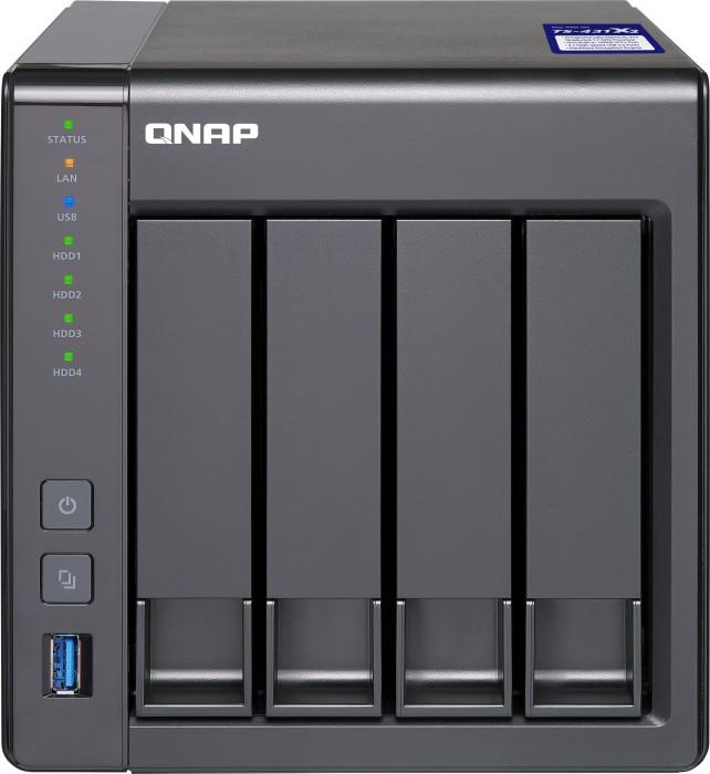 QNAP Turbo Station TS-431X2-2G 24TB, 1x 10Gb SFP+, 2x Gb LAN