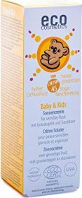 Eco cosmetics Baby & Kids pomegranate Sanddorn sunscreen LSF45, 50ml