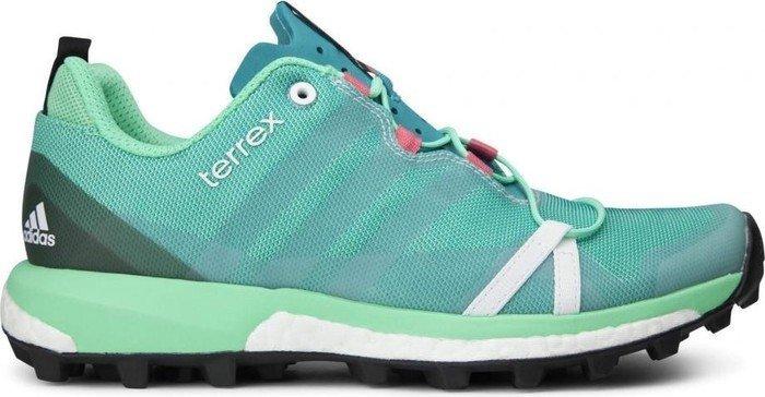 adidas Terrex Agravic W Shock Green White 40 bYnxf