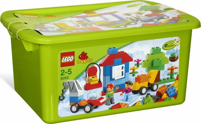 LEGO - DUPLO Bricks Themed Set - Large Brick Box (6052) -- via Amazon Partnerprogramm