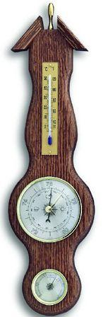 TFA Dostmann Sheraton Wetterstation Analog (20.1038)