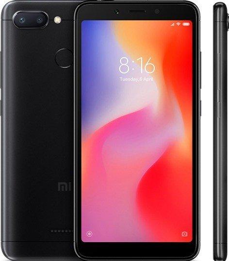 Xiaomi Redmi 6 64GB schwarz