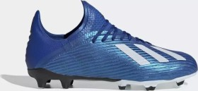 adidas X 19.1 FG royal blue/cloud white/core black (Junior) (EG7164)