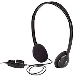 Logitech dialog 220 Headphones (980177-0000)