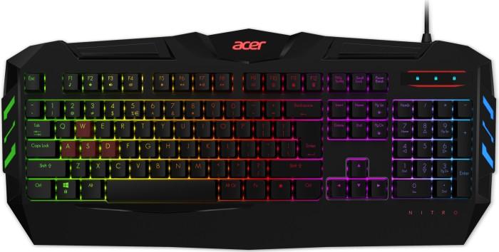 Acer Nitro Gaming Keyboard - NKB810, USB, DE (NP.KBD1A.020)