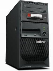 Lenovo ThinkServer TS430, Xeon E3-1240, 4GB RAM, UK (SY312UK)