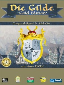 Die Gilde - Gold Edition (niemiecki) (PC)