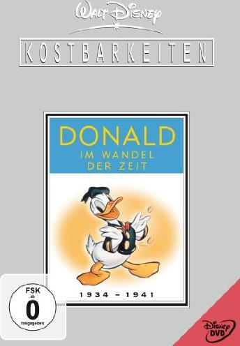 Walt Disney Kostbarkeiten 3: Donald im Wandel der Zeit -- via Amazon Partnerprogramm